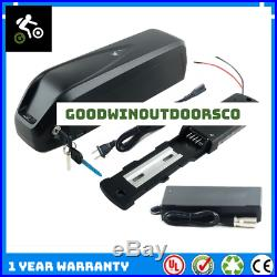 1000W Complete Electric E Bike Conversion Kit Bafang Mid Drive Motor 52V 16AH