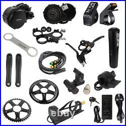 14Ah Battery SW102 Display 250W Mid-Drive E-Bike Conversion Kit