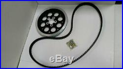 200mm Conversion Kit by F. B. I Fat Tire Baggers Belt Drive & Pulley Harley 96-99