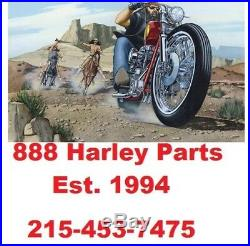 200mm Wide Tire Conversion Kit by FBI Baggers Belt Drive & Pulley Harley 2000-03