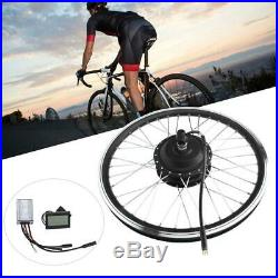24V 250W 28 E Bike Conversion Kit Elektrofahrrad Umbausatz Kit Mit LCD Monitor