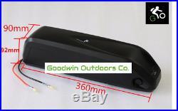 250W Electric Bike EBike Conversion Kit Bafang Mid Drive Motor 36V 14.5AH NO TAX