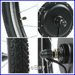 26in ebike Conversion Kit 36V 48V 500W 1000W Electric Bike Motor Wheel