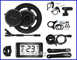 36V 250W Bafang BBS01 Mid-Drive Conversion ebike motor conversion kit EU STOCK