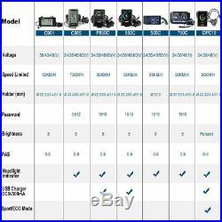 36V 350W Bafang Mid-drive Motor BBS01B e bike Conversion Kit with 750C Display