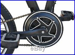 36V 350W Mountain bike MID DRIVE CONVERSION KIT LCD Display 44T BB68 AU STOCK