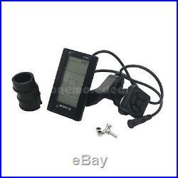 36V/48V 250W-1000W Bicycle Mid-Drive Motor Conversion Kit & C965 LCD Display