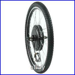 36V/48V 26'' Electric Bicycle E-bike Conversion Hub Motor Wheel Modified Kits