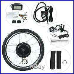 36V/48V Hub Engine Motor Electric Bike Bicycle Conversion Kit E-bike Wheel Refit