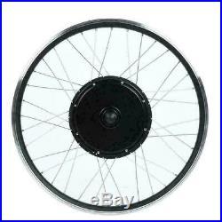 36/48V Electric Bicycle Engine Motor Wheel Conversion Kit Display Instrument Set