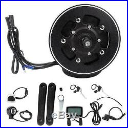 36/48V Electric Bicycle Mid-drive Motor VLCD5 Panel Conversion Kit Refit Parts