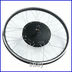 36/48V Electric Bike Motor Wheel Conversion Kit E-bike Modification Instrument