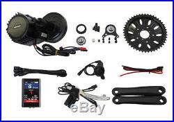 48V 1000W Bafang 8fun Mid Drive Motor BBS HD Conversion Kit Electric Bike 100mm