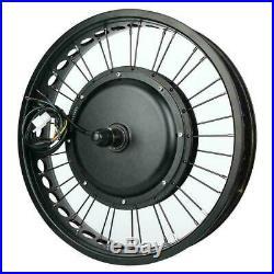 48V 1000W Electric Bike Hub Motor Conversion Kit Wheel Display E-bike Refit Set