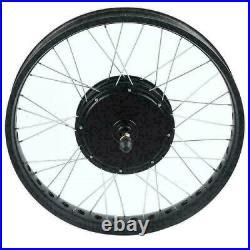 48V 1500W Motor 20 inch Wheel LCD5 Meter Electric Bicycle E-bike Conversion Kits