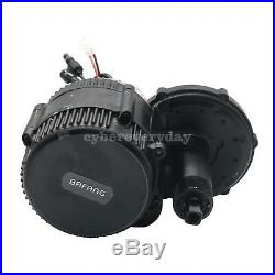 48V 1KW Bicycle Motor Conversion Kit Mid-Drive Integrated Controller & C965 LCD