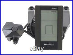 48V 500W BBS02 Bafang 8fun Mid Drive Central Motor Conversion Kit + LCD Display