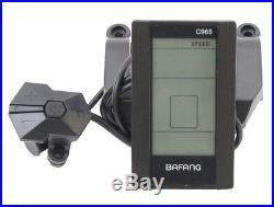 48V 500W BBS 02 Bafang 8fun Mid Drive Central Motor Conversion Kit + LCD Display
