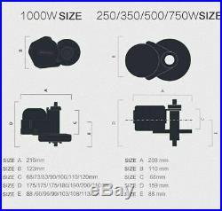 48V 750W Bafang BBS02B Mid-drive Brushless Motor Conversion Kit C965 LCD Display