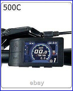 48V 750W Bafang Mid Drive ebike Motor Electric Bike Conversion Full Kit + 12Gift