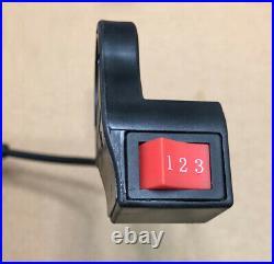 48 V 1000W 10 Double Drive Hub Motor TX Controller Electric EBike 30-65KM UK EU