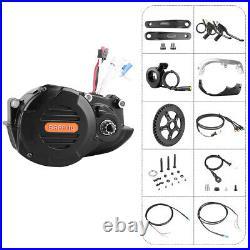 52V 1000W BAFANG 8fun M620 Mid Drive Motor eBike Conversion Kits withDPC18 Display
