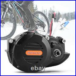 52V 1000W BAFANG M620 Mid Drive Motor Electric Bike Conversion Kits With DPC18