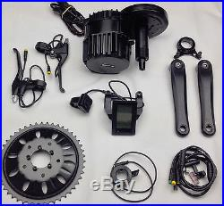 68mm BBSHD 48v1000w Bafang Mid Drive Conversion Kit 8Fun Electric Bike Bicycle