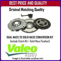 835050 Genuine Oe Valeo Solid Mass Flywheel And Clutch For Volkswagen Bora