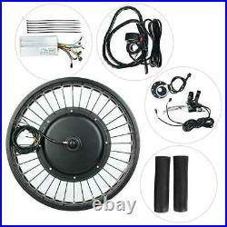 Aluminium Alloy 48V 1500W 20x4.0 Inch E-Bike Conversion Engine Motor Wheel Kit