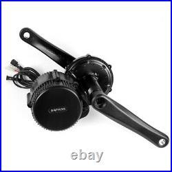 BAFANG 48V 500W BBS02B Mid Drive Motor Crank Engine DIY Ebike Conversion Kits