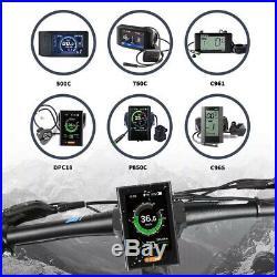 BAFANG 8Fun BBS02B 36V 500W Mid Drive Motor Conversion Kit For DIY Electric Bike