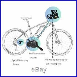 BAFANG BBS02B 36V 500W Mid Crank Drive kit Electric Bike Motor Conversion Kit