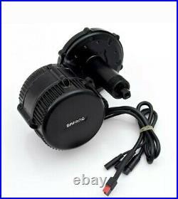 BAFANG BBS02B 48V 750W Mid Drive Motor Conversion Kit DIY ebike, 850c display