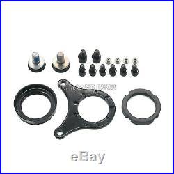 BAFANG BBS02 48V 750W Mid Drive Motor Electric Bike Conversion Kit C965 LCD UK98