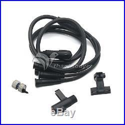 BAFANG BBS02 750W Mid Drive Motor Electric Bike Conversion Kit C965 LCD Display