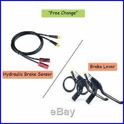 BAFANG Electric Bike 48V 750W BBS02B Mid Drive Motor Conversion Kits DIY Ebike