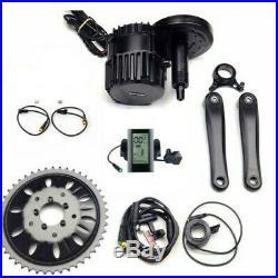 BBSHD 1000W-1700W Mid-Drive Motor E-Bike Conversion Kits 42T