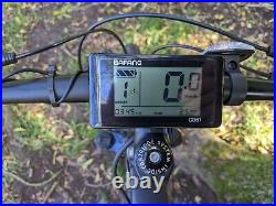 Bafang 250w Mid-Drive Electric Bike Conversion Kit Incl Battery