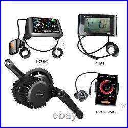 Bafang 48V 52V 1000W BBS03 BBSHD Mid Drive Motor Electric Bike Conversion Kit