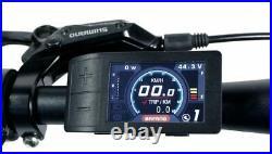 Bafang 48V 750W BBS02B Mid Drive Motor Conversion Kit Ebike 44T UK Stock