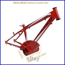 Bafang 48V 750W BBS02B Mid Drive Motor Conversion Kits DIY Ebike Component Parts
