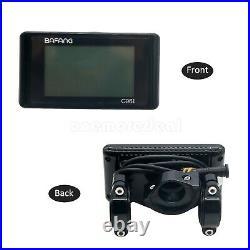 Bafang/8Fun BBS02 36V 500W Mid-Drive Motor E-Bike Conversion Kits With C961 LCD