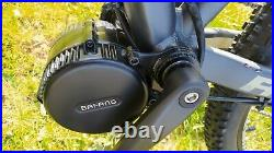Bafang BBS01B 36V 250W Mid Drive Electric Bike Conversion Kit 17.4 Battery 860C
