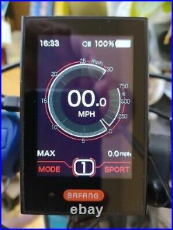 Bafang BBS01B 36V 250W Mid Drive Motor Electric Bike Conversion Kit & Battery UK