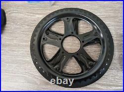 Bafang BBS02B 48V 750W Mid Drive Motor Ebike Conversion Kit 46T 48V 14AH Battery
