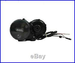Bafang BBS02B DPC18 48V 750W Mid-Drive Kit Ebike + Battery 48v 13ah Li-Ion