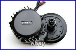 Bafang BBSHD 1000W-1700W Mid-Drive Motor E-Bike Conversion Kits 42T 500C 100mm