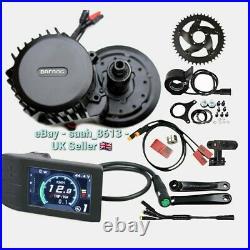 Bafang BBSHD 1000W-1700W Mid-Drive Motor E-Bike Conversion Kits 42T 68-72mm BB