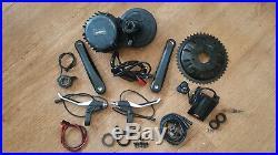 Bafang BBSHD 1500W Genuine Mid Drive Electric Bike Conversion Kit 52v17.5ah